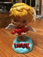 Solar Powered Dancing Toy New - VALENTINES DAY - Cupid - Clouds LOVE