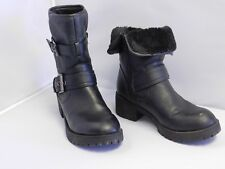 G By Guess Minion2 Women US 6.5 Black Boot