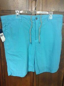 Polo Ralph Lauren Dock Short Swimwear Trunk Turquoise Blue Men 40 XL $75 NWT New