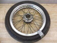 1973 Yamaha TX750 TX 750 Twin Y750' front aluminum cafe wheel rim 19in