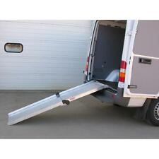 "LINK CMP Cargo Management Bi-Fold Aluminum Folding LWS40 30""x90"" Side Rear Ramp"