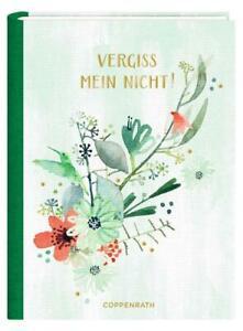 Immerwährender Geburtstagskalender - Vergiss mein nicht! (All about green)