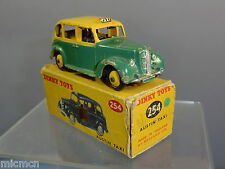 DINKY TOYS  MODEL No.254 AUSTIN FX3 TAXI  'TWO-TONE'  VN MIB