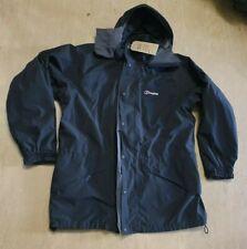 Berghaus Black GoreTex Foul Weather Jacket Size Large UK #114