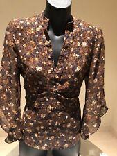 Cue blouse - Floral design size 12