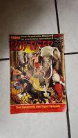 Roy Tiger (Lasso ) Comic Heft  Bastei    -original  Nr. 67