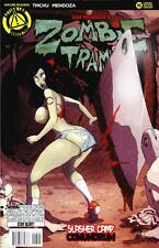 Zombie Tramp #16 Risque Variant Action Lab 2015
