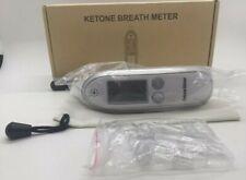 Breath Ketone Meter Acetone Analyzer W/ Digital Readings Tips Ket5100-White New