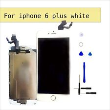 Full Set+LCD Touch Screen Digitizer Assembly Replacement for iPhone 6 Plus white