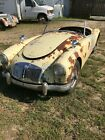 1958 MGA 1500 ROADSTER PARTS CAR ENGINE GEARBOX BODY CHASSIS DRIVETRAIN SPARES