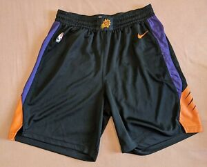 Nike Phoenix Suns Swingman On Court Icon Shorts Black XXL / XL Size 46