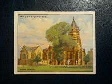 WILLS  1927.  PUBLIC SCHOOLS. 1.ODD. CARD.  NUMBER20.. RUGBY  SCHOOL..