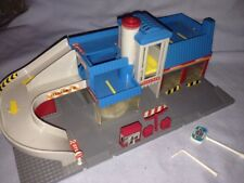 Micro Machines, Galoob, Service Centre With Car Park, Good Condition