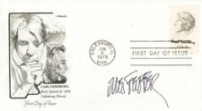 Jules Feiffer - First Day Cover Signed