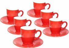 Beautiful Demitasse , 3 oz cup Set 12 pieces