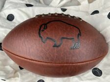 Orvis Authentic American Bison Football Vintage