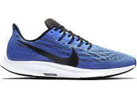 NIKE AIR ZOOM PEGASUS 36 Running Trainers Gym Shoes - UK Size 7 (EUR 41) Blue