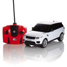 Range Rover Sport Blanco 1:24 Escala remoto RADIOCONTROLADO Coche Infantil