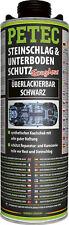 PETEC Steinschlag Unterbodenschutz Schwarz Überlackierbar UBS Saugdose 73210
