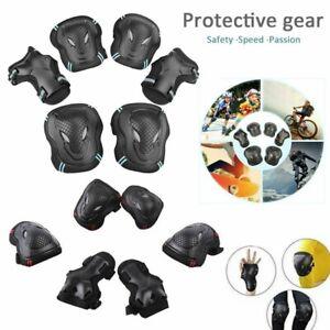 Erwachsenen Protektorenset 6 pcs Sport Inlineskating Schutzausrüstung Sets DHL