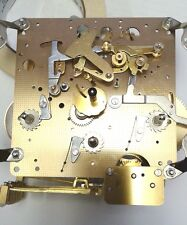Hermle-WTC  mantel clock  movement 350-020 4 X 4 Westminster with 2 jewels.