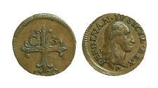 pci2618) Napoli Regno  Ferdinando IV di Borbone - 3 Cavalli 1790