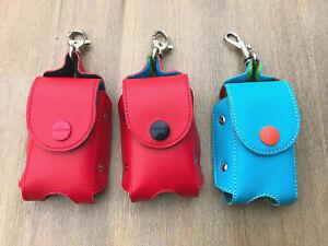 Hygiene Tasche für Handgel 50ml Schlüsselanhänger, auch für Hundetüten geeignet
