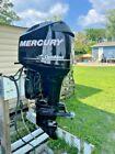 2006 Mercury 115hp Optimax 2-stroke Outboard Engine 20 Shaft 174 Hours