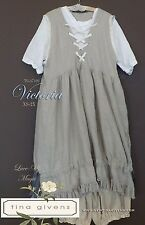 VICTORIA TUNIC DRESS WITH LACE UP FRONT SEWING PATTERN, from Tina Givens, *NEW*