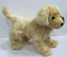 Fao Schwarz Golden Retriever Dog Puppy Stuffed Animal Plush Toy 20 Inch