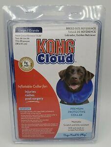 Kong Cloud Premium Inflatable Dog/Cat Collar - Large