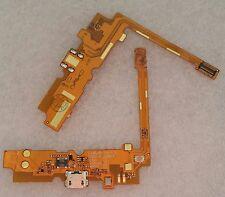 Toma de carga Charger conector cable flex Flex Cable Micrófono MIC LG Optimus l70 d320