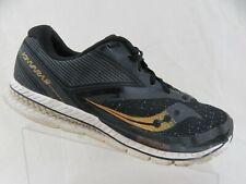 SAUCONY Kinvara 9 Black Sz 10 M Men Running Shoes