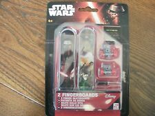 Star wars finger boards. Set of 5