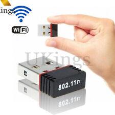 150Mbps USB WiFi Wireless Adapter 802.11n/g/b  PC Computer Network LAN Card
