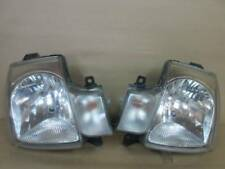 JDM 2008 Suzuki ALTO HA24S Halogen Headlights Lights Lamps Pair set OEM