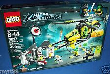 LEGO 70163 Ultra Agents Toxikita's Toxic Meltdown  NISB New Retired