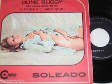 """7"""" - Altrimenti Ci Arrabbiamo / Dune Buggy & Soleado - Sexy Cover Italy # 1017"""