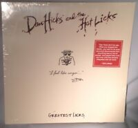 LP DAN HICKS AND HIS HOT LICKS Greatest Licks (Vinyl, 2017) NEW MINT SEALED
