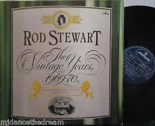 ROD STEWART ~ The Vintage Years 1969-70 ~ GATEFOLD 2 x VINYL LP