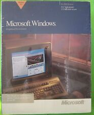 Microsoft Widows 3.0 Graphical Environment NEW Part No. 18758
