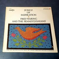 Fred Waring: Songs Of Inspiration: Decca 1958 Vinyl LP (Jazz)