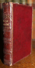 1835 The Picture Testament For The Young Containing a Harmony of the Gospels
