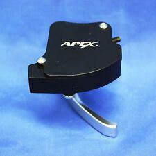 NEW Black CNC Billet Thumb Throttle ATV Yamaha Banshee Raptor 350 660 700 YFZ450
