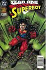 Superboy Comic 2 Annual Cover A David Brewer First Print 1995 Karl Kesel Parks