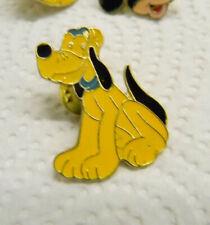 Pin PLUTO Disney Hund ~ Vintage Sammler Button Anstecker