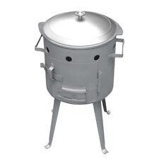 Feuerofen für Kasan Kazan 12 L Campingofen Outdoor Ofen Uchag Utschak Uschak