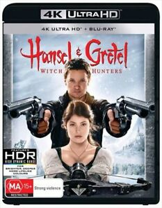 Hansel And Gretel - Witch Hunters UHD
