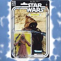 JAWA Star Wars Black Series 40th Anniversary 6 Inch Action Figure NIP