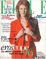 ▬►Elle 2604  (1995) ANGIE EVERHART_AGNÈS B_JULIA ROBERTS_MODE FASHION